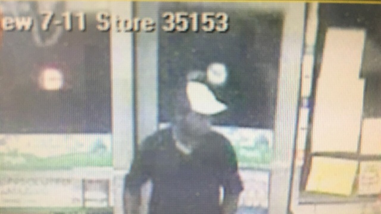 $1,000 reward offered for arrest of attempted robbery suspect