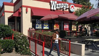 Wendy's offering free chicken sandwich until Nov. 8