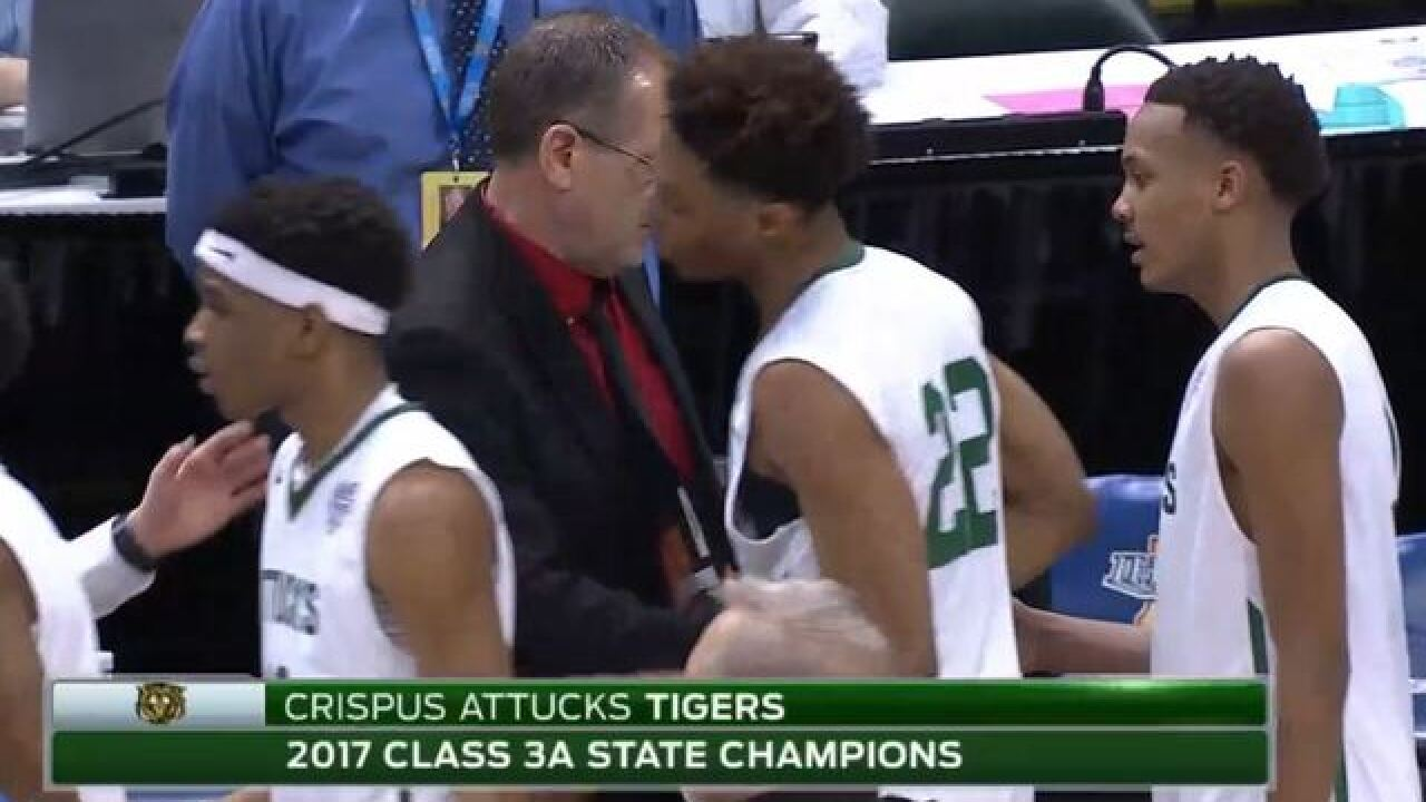 Attucks gets their long-awaited rings