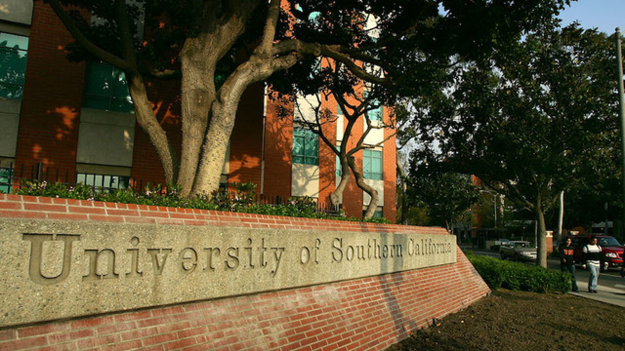 USC professor stabbed to death on campus, student arrested