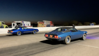 Tucson Dragway hosts first 'Take it to the Track' night