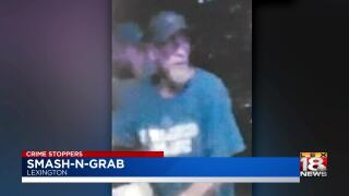 Crime Stoppers: 2 Accused Of Smashing Car Window, Stealing Valuables
