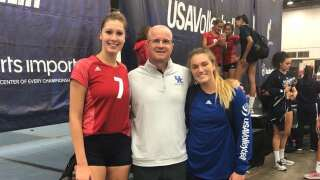 """Gabby Curry Has Found """"Perfect Fit"""" In Lexington, Now Wants To Win National Title"""