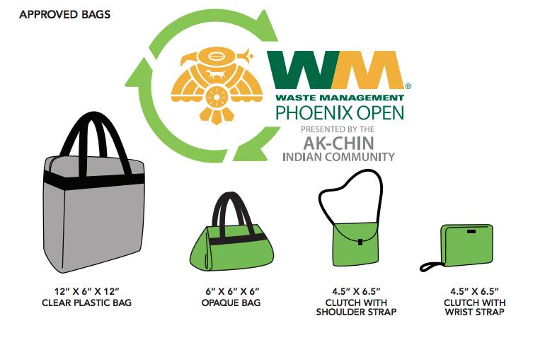 2019 Phoenix Open security procedures
