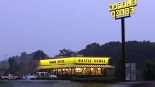 Waffle House says it's closing 365 of its 2,000+ locations