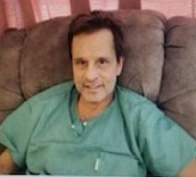 Missing man Robert Gautsche