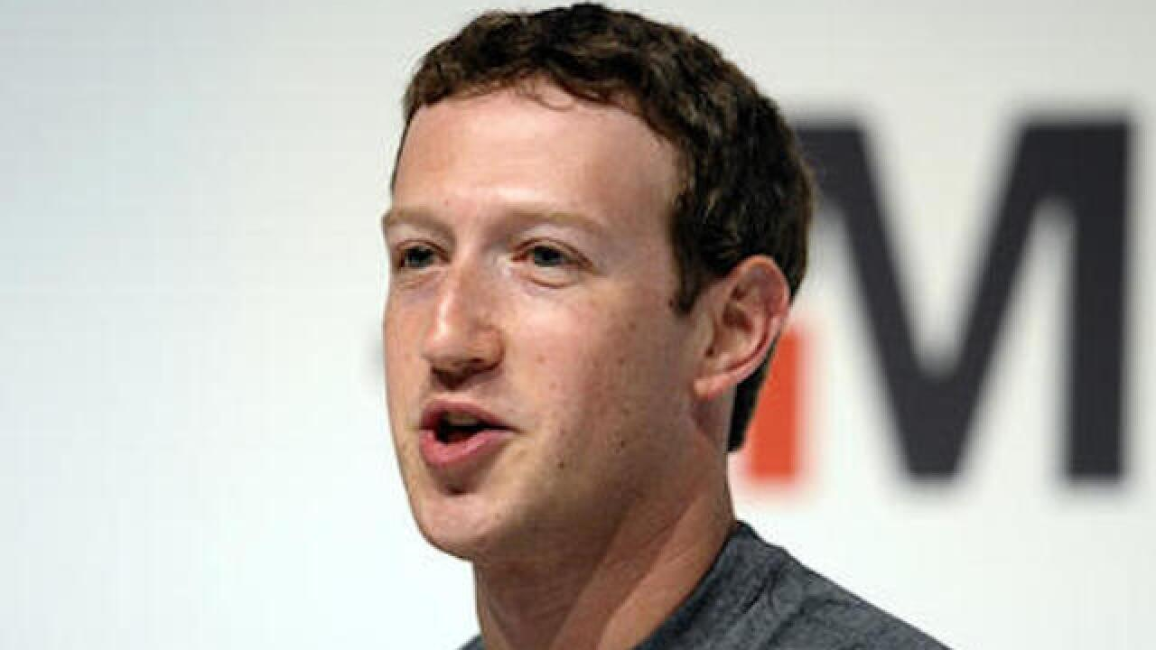 Facebook founder's Twitter account hijacked