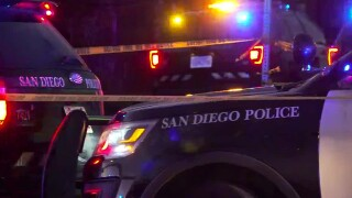 san diego police sdpd response