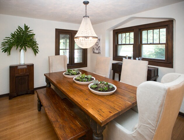 HOME TOUR PHOTOS: A 4,800 square foot Tudor in Forest Hills