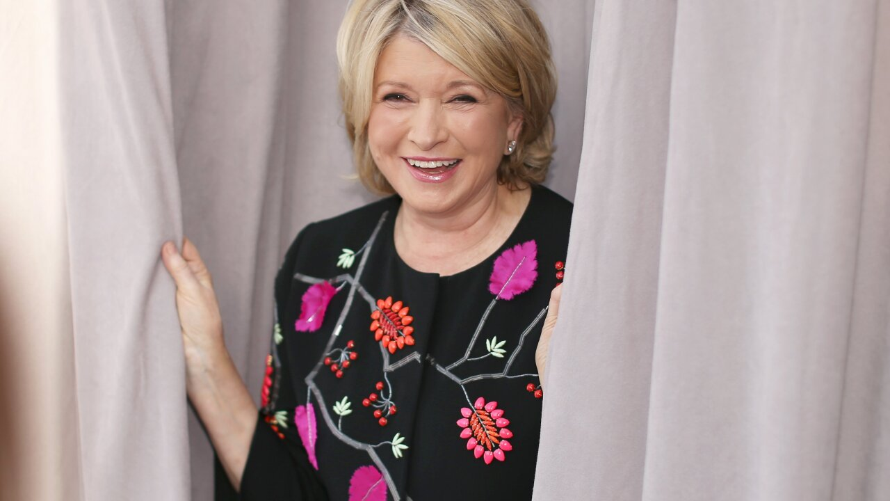 Martha Stewart to launch CBD product line