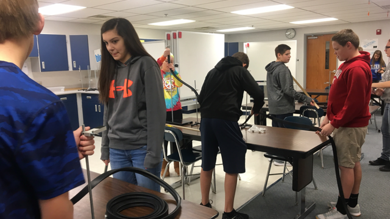 Lewis Central building STEM skills for future