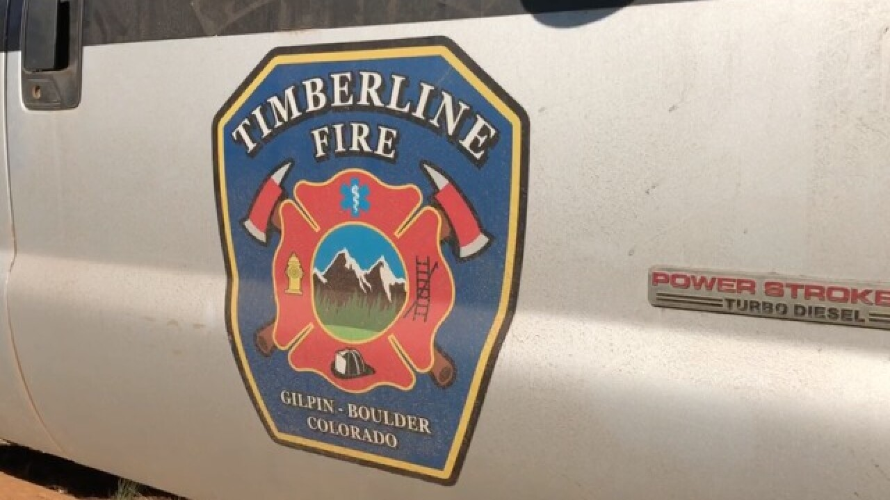 Denver-area firefighters helping in California