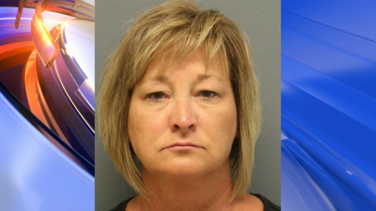 Newport News secretary charged with embezzlement and forgery