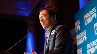 Andrew Yang says he'll give 10 more people $1,000 a month for a year