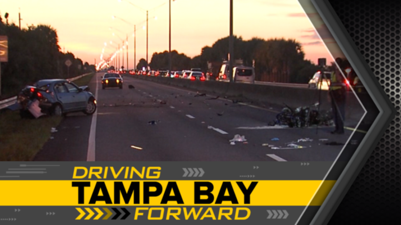 Pinellas County leaders aim to reduce traffic deaths after