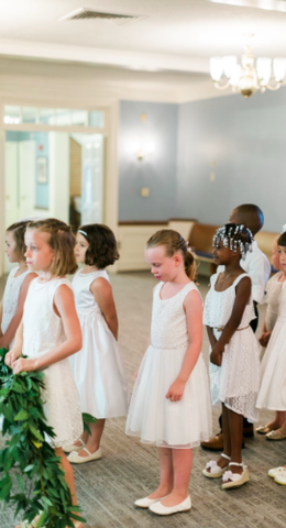 PHOTOS: IPS teacher invites class to be in wedding
