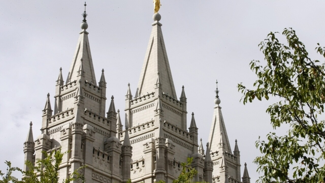 Mormon church to increase food donations to charities