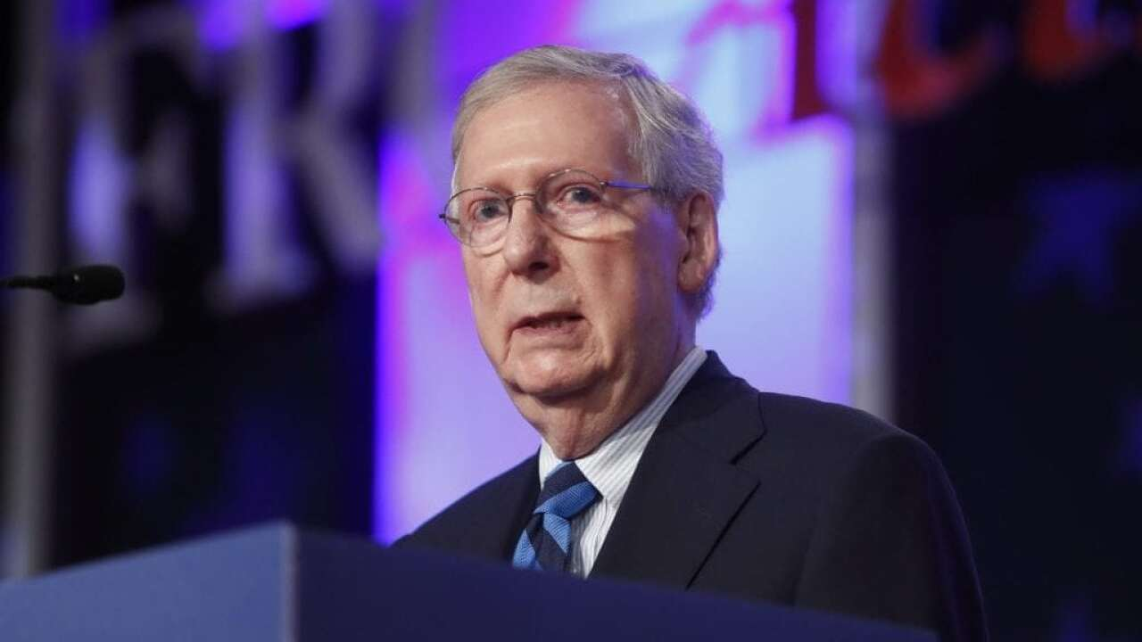 McConnell Being Heckled At Louisville Restaurant Caught On Video