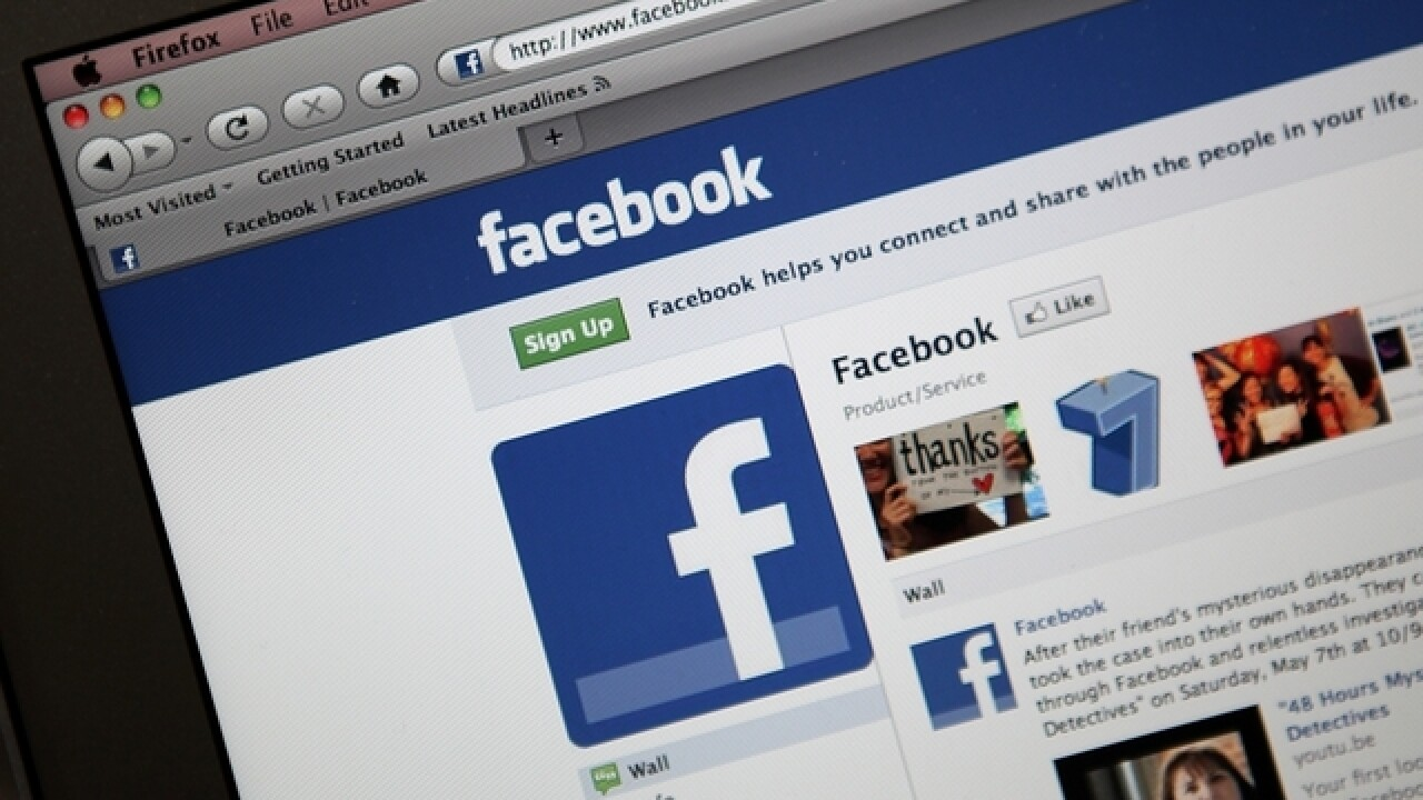 Hackers hold small business's Facebook page hostage