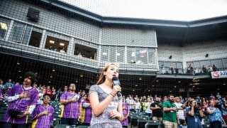 Star-spangled singers sought for Hooks 2020 season