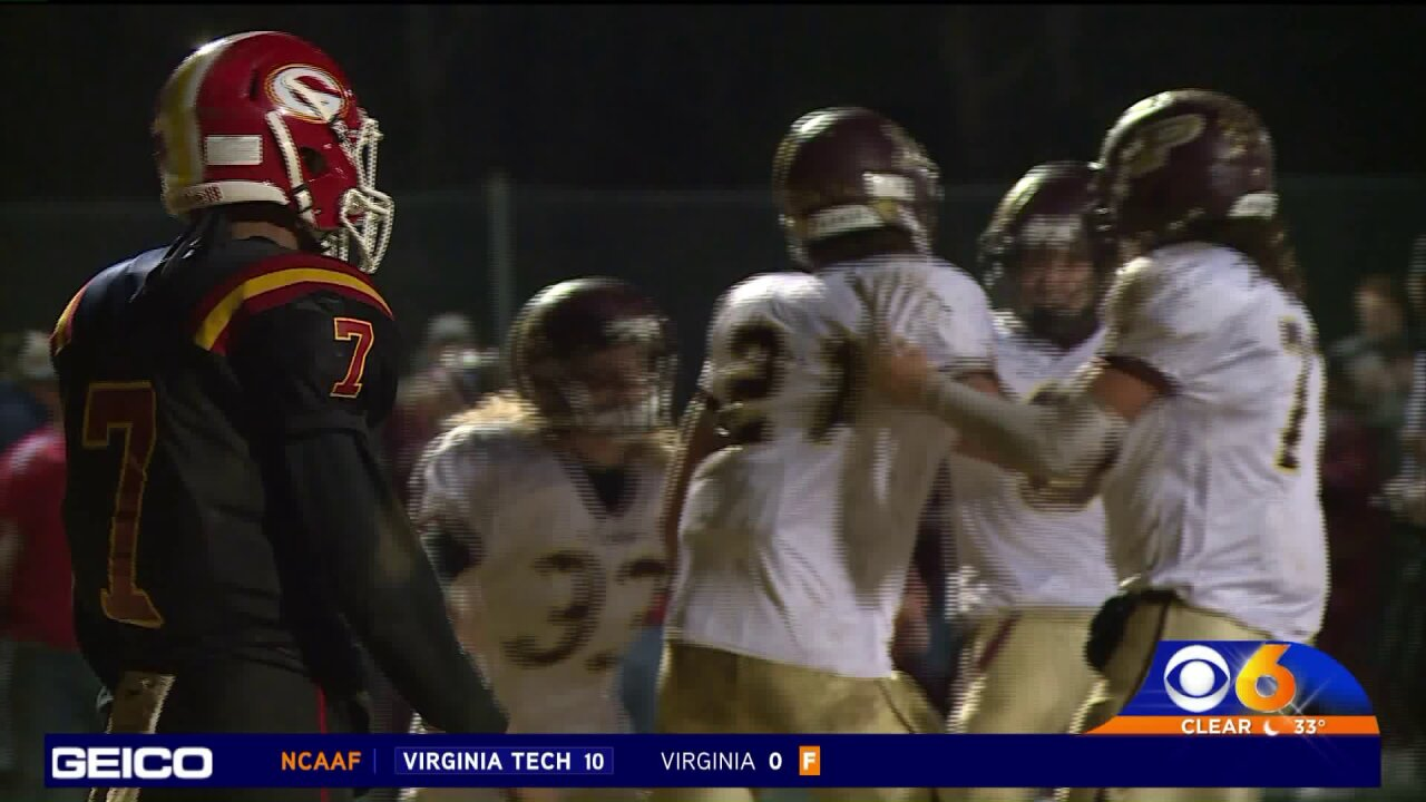 Goochland upset at home by Poquoson 21-10