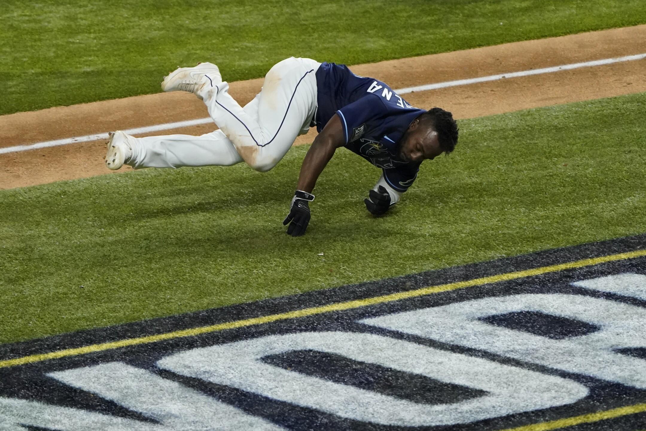 World Series Dodgers Rays Baseball