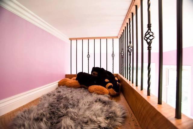 PHOTOS: Lavish 2-story dream playhouse