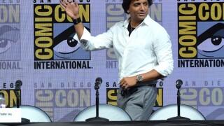 M. Night Shyamalan debuts 'Glass' trailer at Comic-Con