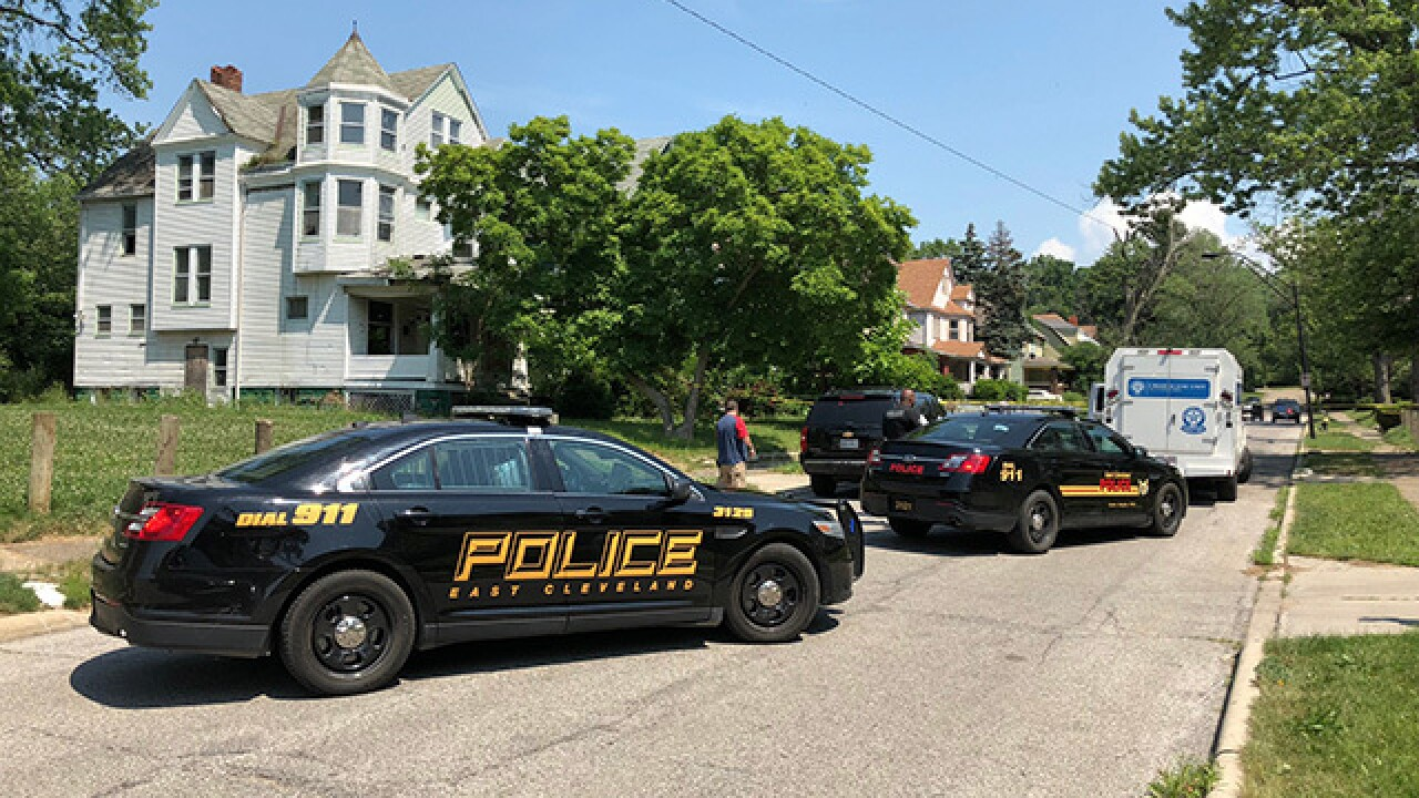 Police: Officer-involved shooting in East CLE