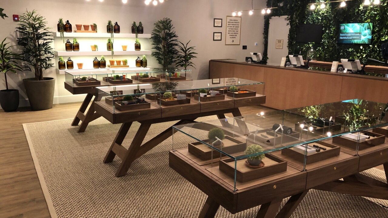 Downtown Cleveland medical marijuana dispensary opens Tuesday