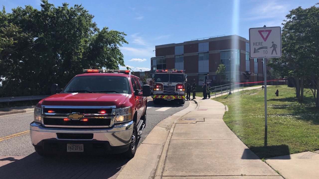 Building at Hampton VA Medical Center evacuated due to vinegar sample