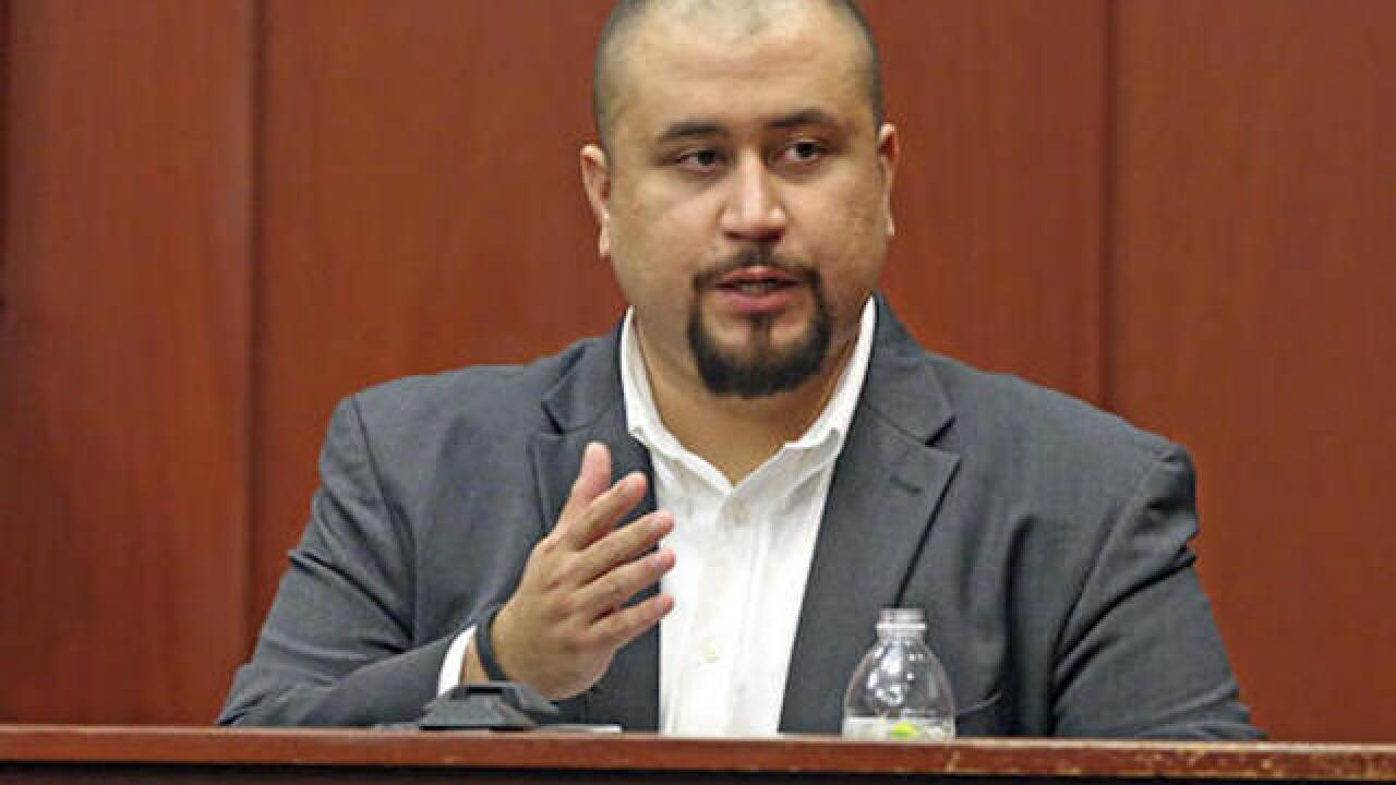 George Zimmerman accused of using racial slur in Florida bar
