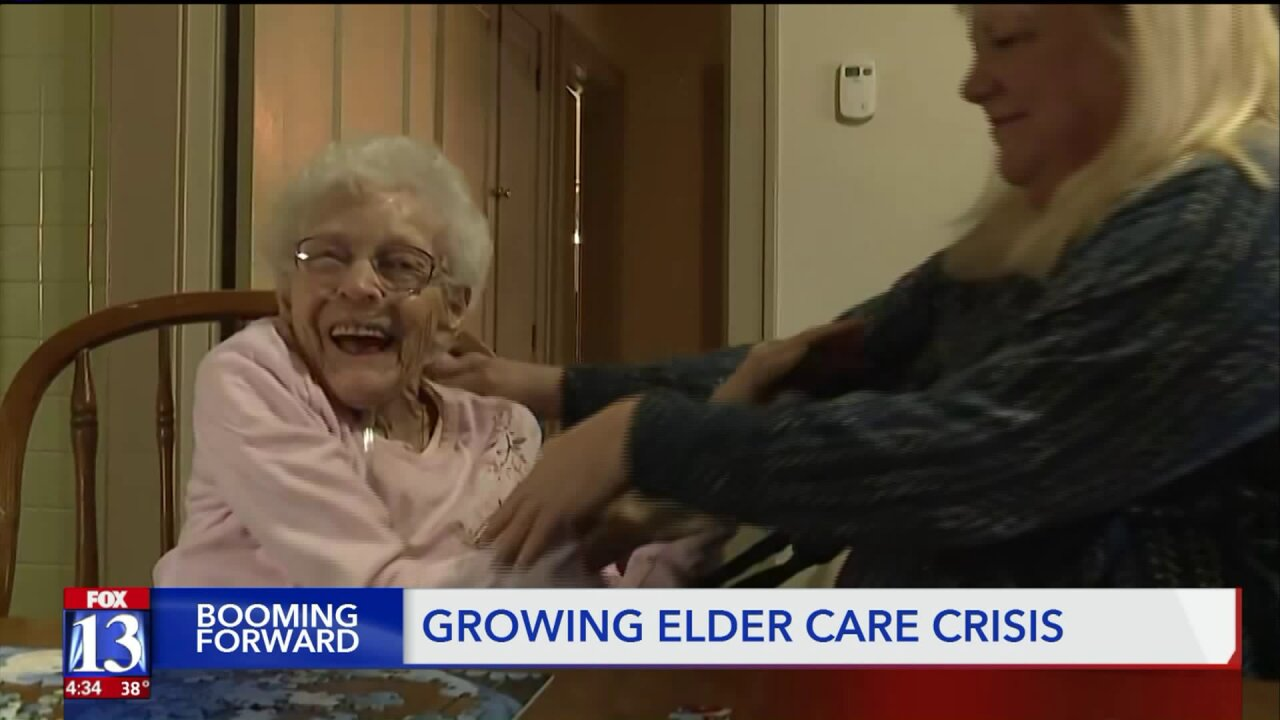 Booming Forward: Stability of healthcare for elders