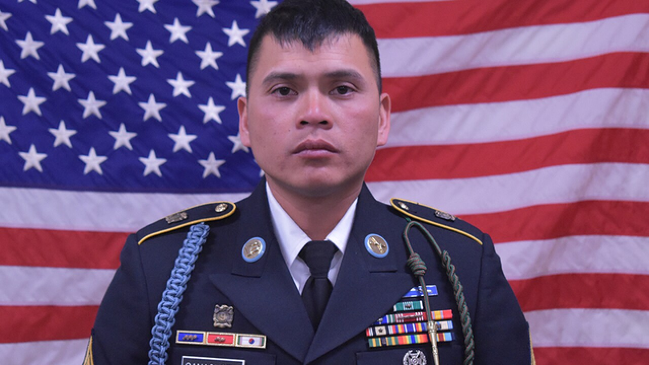 Fort Carson Army soldier dies in non-combat incident in Afghanistan