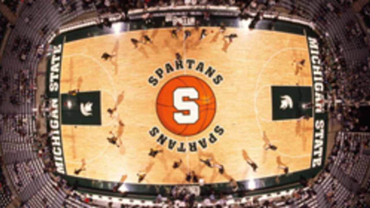 No. 5 Michigan State rallies and beats Penn State 76-68