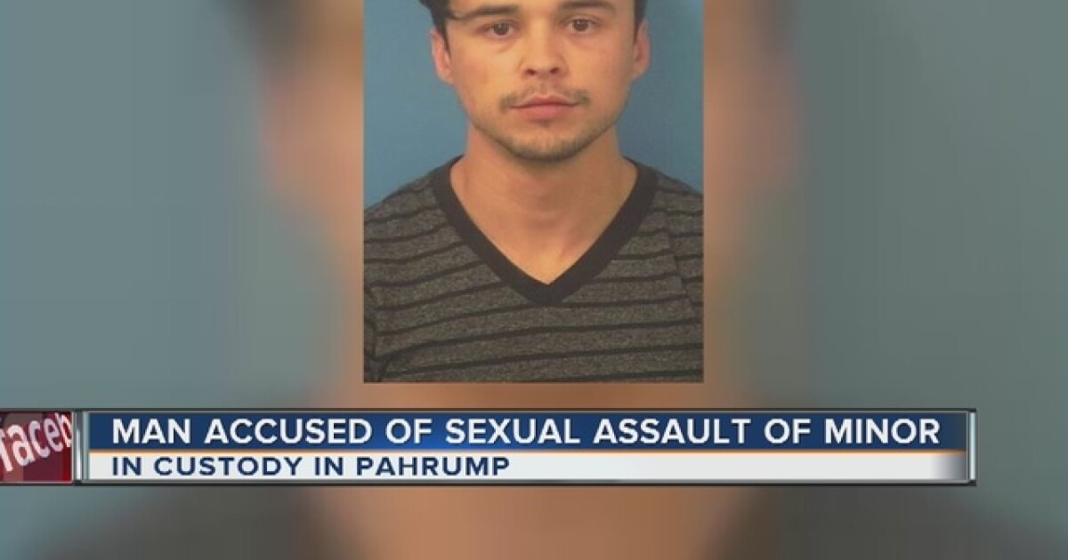 Nye County School District employee confesses to sex with