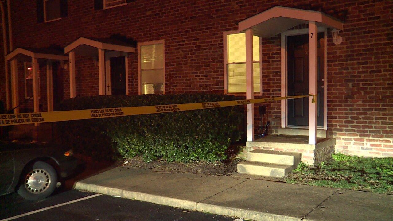Two men found dead inside Richmond apartmentbuilding