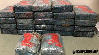bricks of cocaine that washed ashore in Palm Beach
