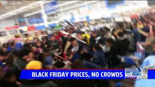 Avoid Black Friday crowds with online deals
