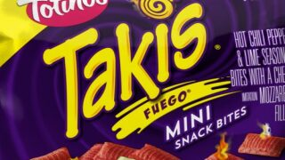 Totino's Just Released Takis-flavored Mini Snack Bites