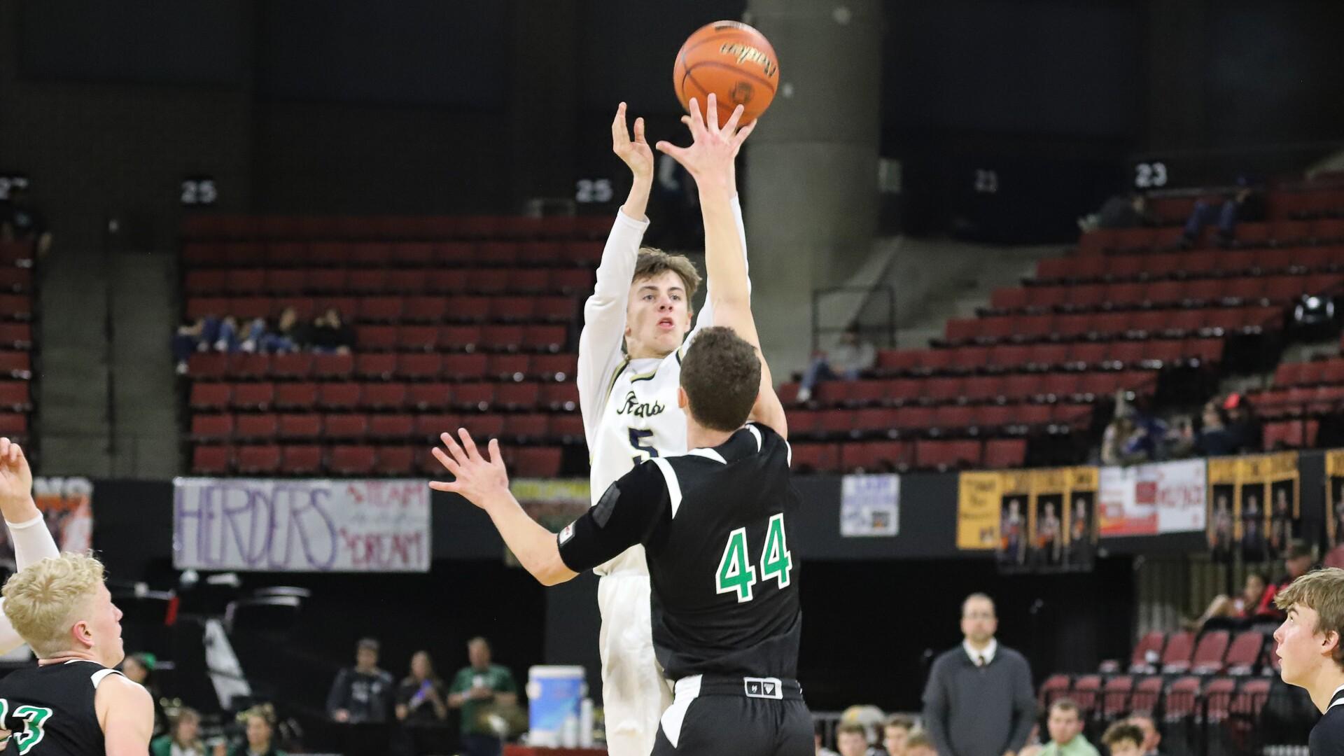 Southern B boys basketball