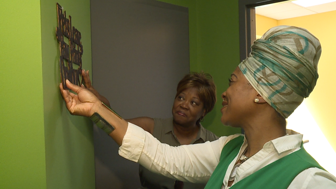 Cleveland's first veterinary clinic owned by an African-American woman opening in Fairfax