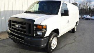 Stock image of van