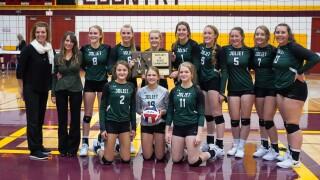 Joliet volleyball championship