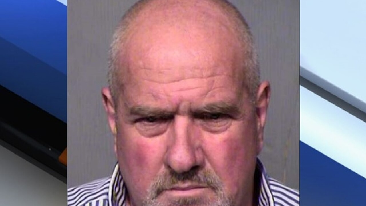 PD: Arizona man robs Home Depot of $86,000 in products since