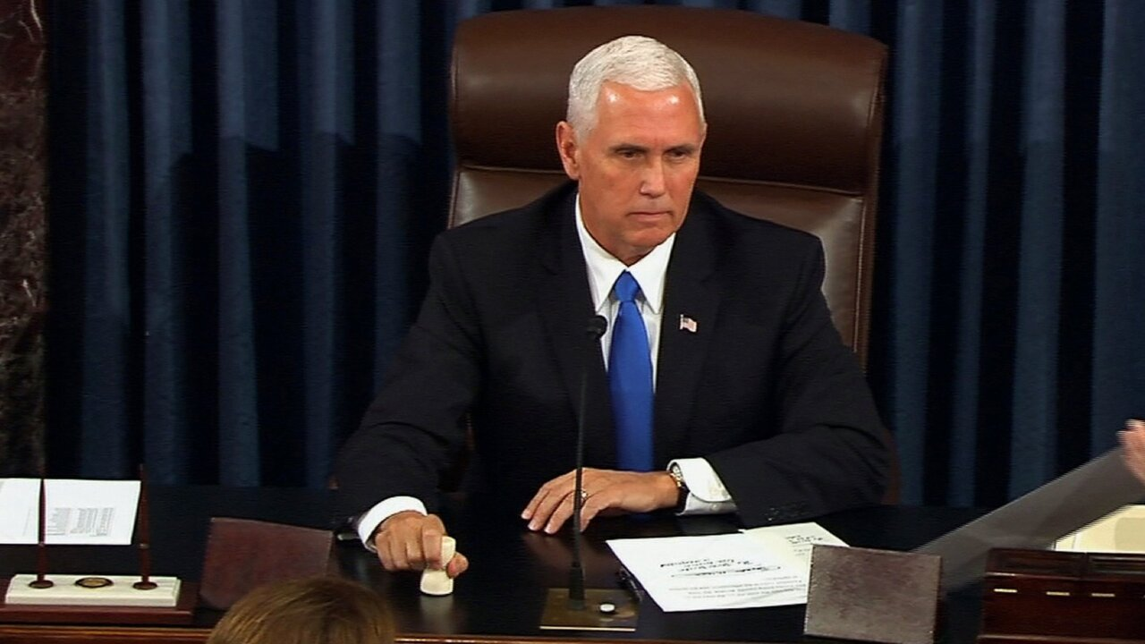Indiana abortion law signed by Mike Pence ruled unconstitutional