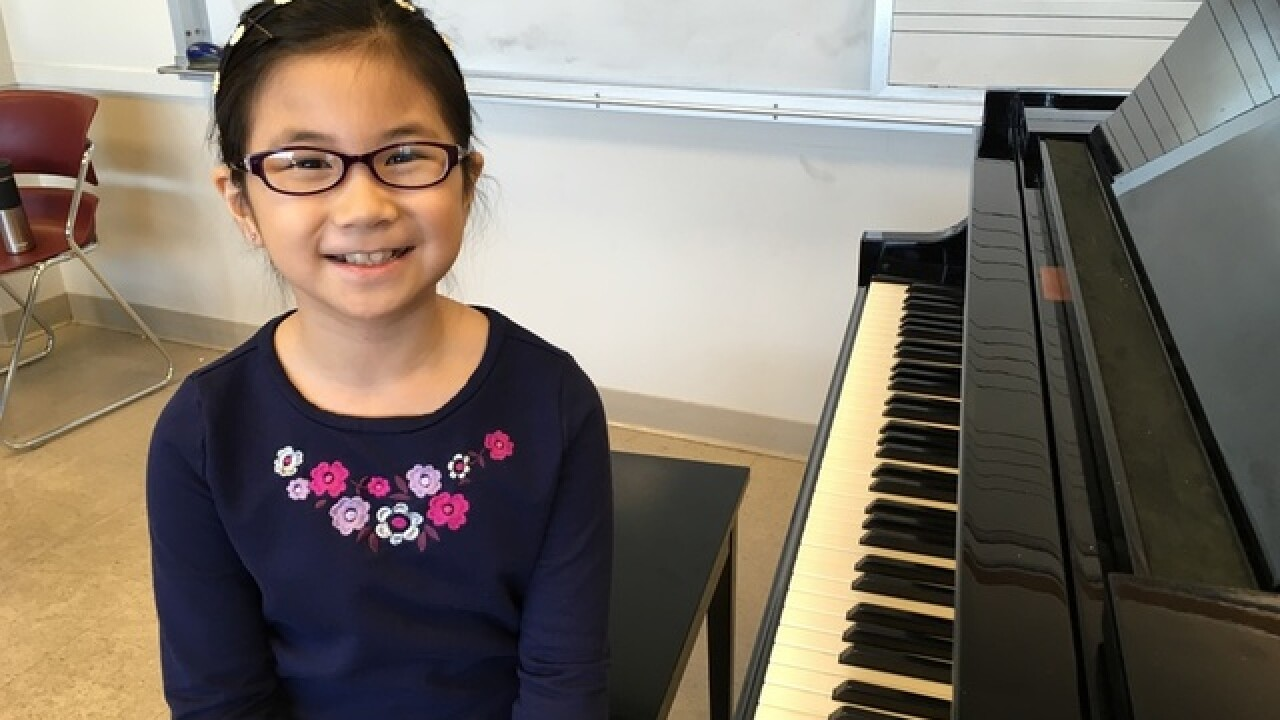 9-year-old piano prodigy to play with Pops