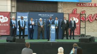 FIFA officials visit KC