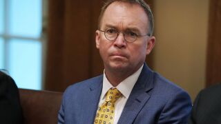 House Intelligence Committee subpoenas Chief of Staff Mick Mulvaney in impeachment inquiry