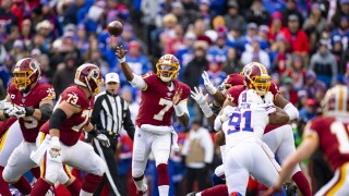 Redskins face the Panthers in Charlotte, look for second straightwin
